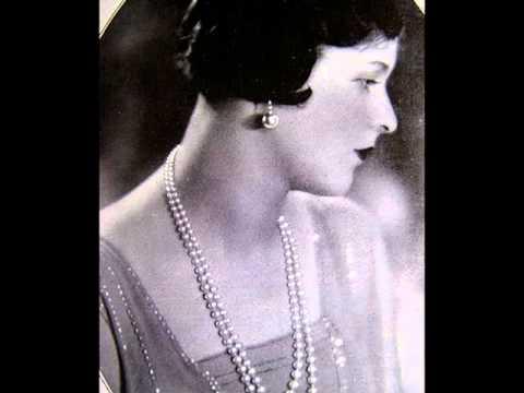 """Tango de Paris: """"Ta voix"""" - Nitta-Jo, 1930"""