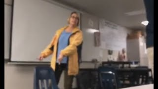 Teacher Absolutely Loses Her Mind thumbnail
