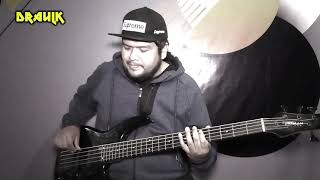 Death Of The Celts (Iron Maiden) Cover Bass