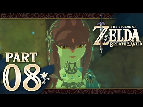 The Legend of Zelda: Breath of the Wild - Part 8 - Divine Beast Vah Ruta