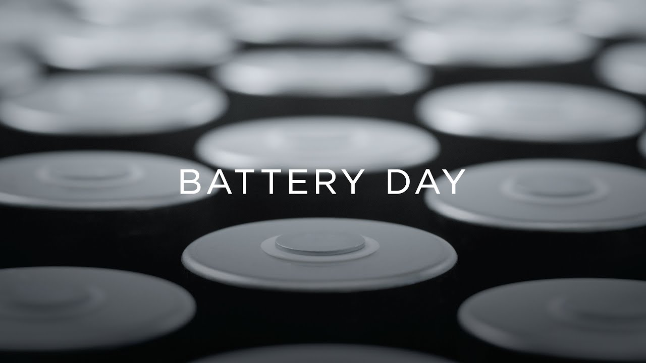 BATTERY. DAY.