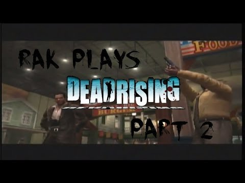 Let's Play Dead Rising Part 2: Floating Lead Pipe!