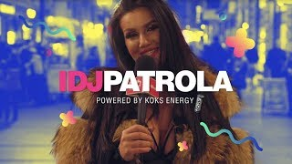 DUSICA GRABOVIC - S TOBOM MI SE SPAVA I IDJPATROLA powered by KOKS energy I 21.02.2019. I IDJTV