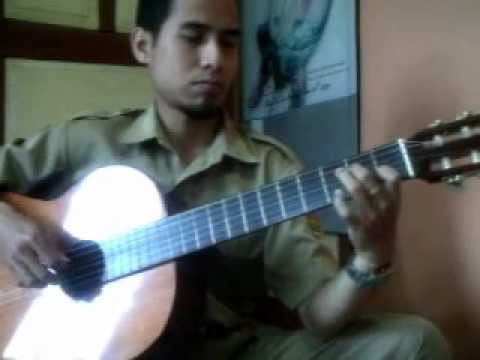 Anggun (mimpi) guitar cover