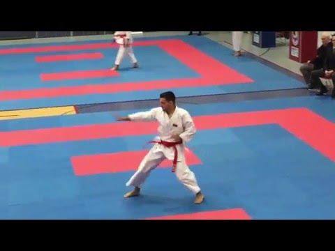 Antonio Diaz (VEN) - Annan - WKF Karate 1 Premier League - S