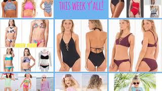 swimwear #sale #60%off #gate28 via ripl.com.