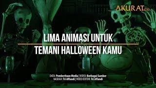 Lima Animasi untuk Temani Halloween Kamu