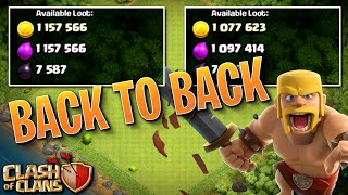2x MILLION+ RAIDS in a ROW! Fix that Engineer ep45 | Clash of Clans