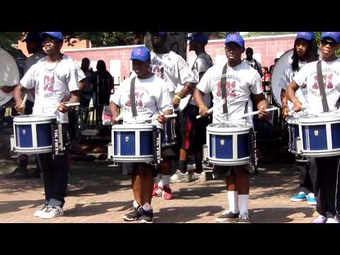 SCSU Marching 101 Neck 2013 And MORE!