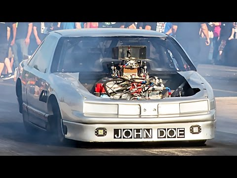 JOHN DOE Nitrous BEAST Returns to Outlaw Armageddon!
