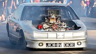 JOHN DOE Nitrous BEAST Returns to Outlaw Armageddon!