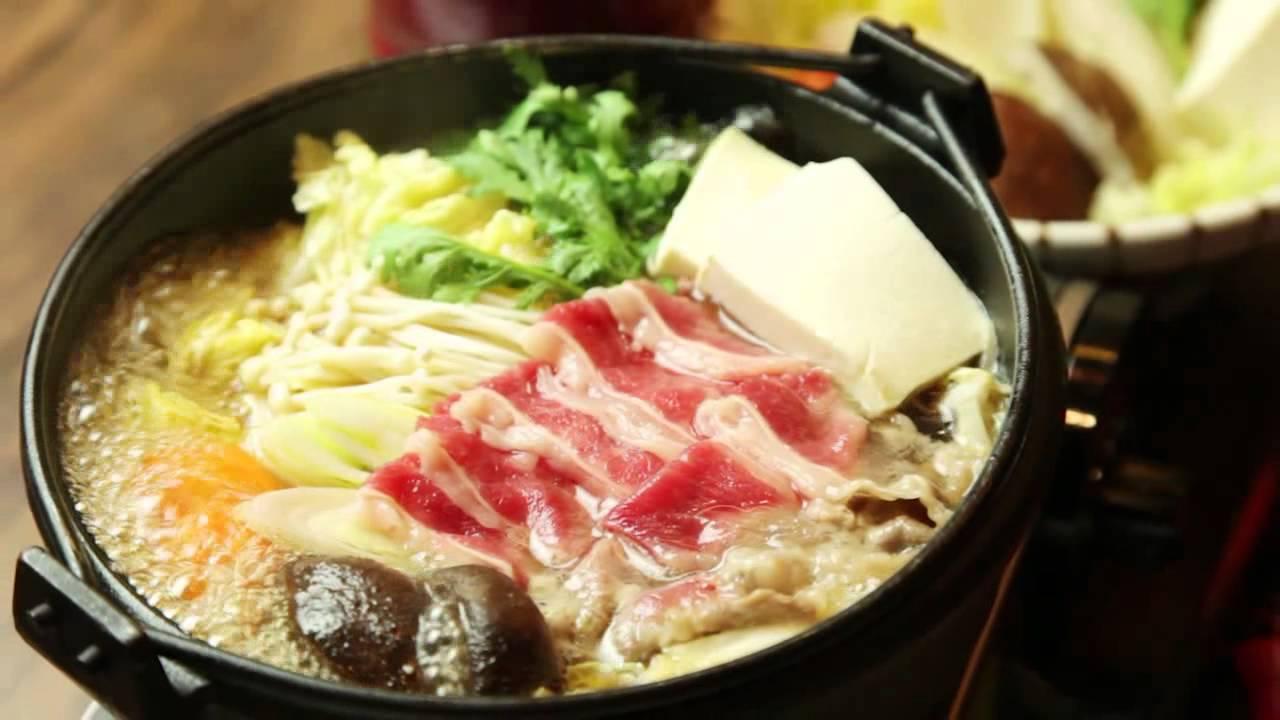 日本料理「和亭」- 和味新登場:壽喜燒 - YouTube