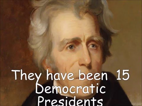 Top 10 Facts about the Democratic Party