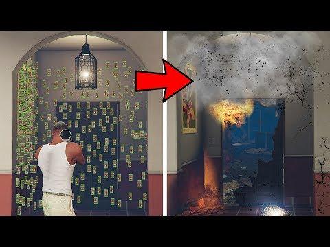 Wie STARK kannst du Michaels Haus ZERSTÖREN in GTA 5?