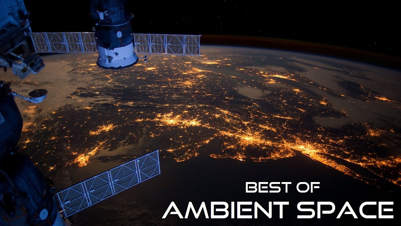 Best of Ambient Space Music HD - YouTube