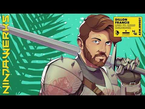 """Dillon Francis - """"LFGD"""" (NINJAWERKS) Mp3"""