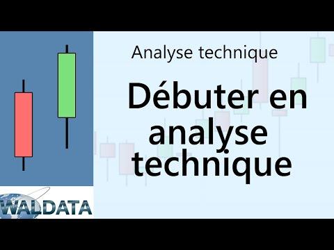 Bourse et Trading: débuter en Analyse technique