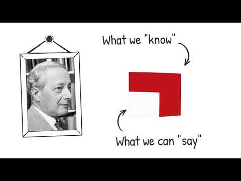 Simply explained: Explicit and implicit knowledge