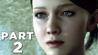 PS4 Detroit Become Human Gameplay Walkthrough Part 2 of the Detroit...