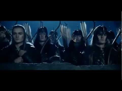 Ensiferum - Battle Song  ( Lord Of The Rings )