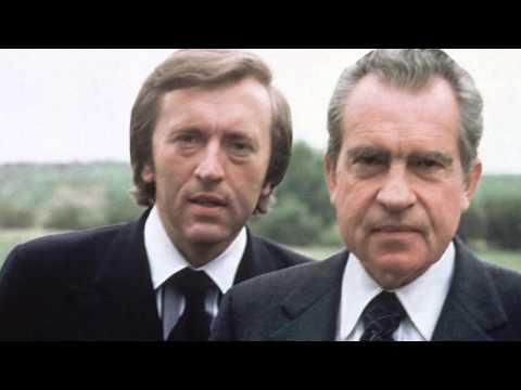 David Frost, known for Nixon interviews, dies