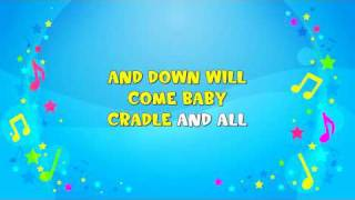 Rock A Bye Baby Sing-A-Long