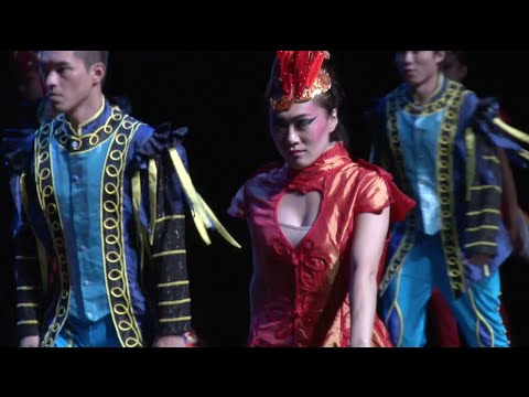 The National Acrobats of the People's Republic of China Live from The World Theater