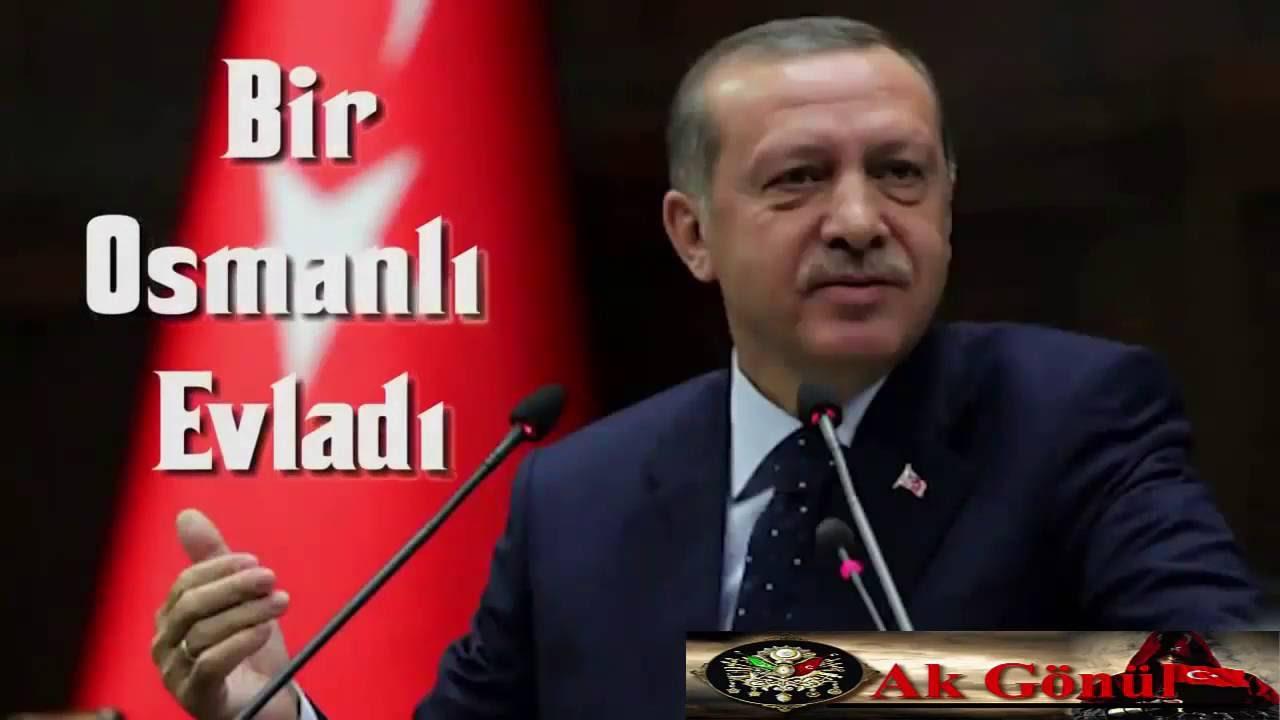 Mehter Dik Dur Eğilme Recep Tayyip Erdoğan