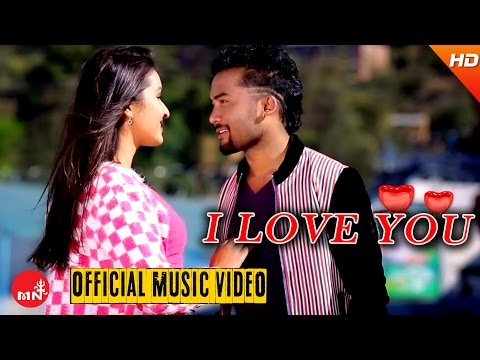 I LOVE YOU - Meksam Khati Chhetri (Official Video) Ft.Benisha & Bikram