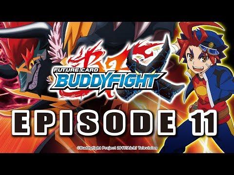 [Episode 11] Future Card Buddyfight X Animation