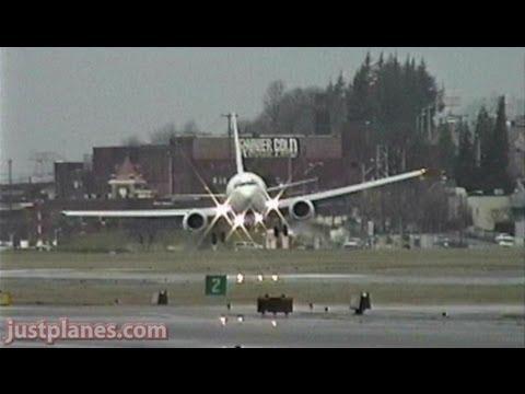 Crosswind at Boeing Field (1997)