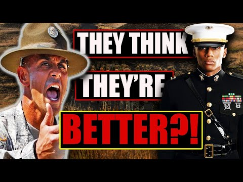 Why EVERY Branch HATES The U.S. MARINES (This gets interesting)