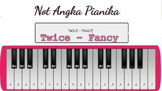 """TWICE - FANCY"" || COVER PIANIKA FULL VERSION (NOT ANGKA TUTORIAL)"