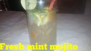 mojito recipe in hindi