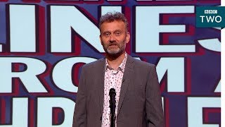 Unlikely lines from a thriller - Mock the Week: 2017 - BBC Two