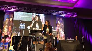 Lana Parrilla OUAT Vancouver 2018 Main Panel Part 1