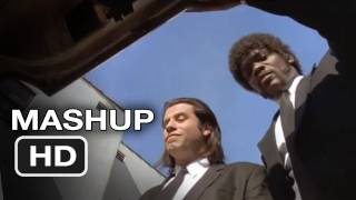 Quentin Tarantino : Best Characters and Tough Guys - Mashup HD Movie