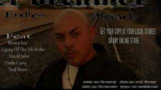 Download El Dreamer aka Tattd Dreamz - Bad Boys feat Brown Boy MP3 song and Music Video