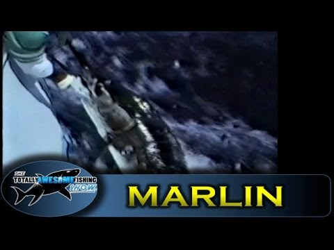 How to catch Striped Marlin - Vintage - The Totally Awesome Fishing Show