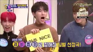 Eng Sub / Indo sub Seventeen Yang and Nam Show 161229 2/3 full hd