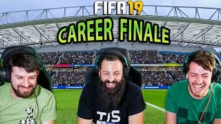 ΠΡΩΤΑΘΛΗΤΕΣ! | FIFA 19 - Career Finale | TechItSerious