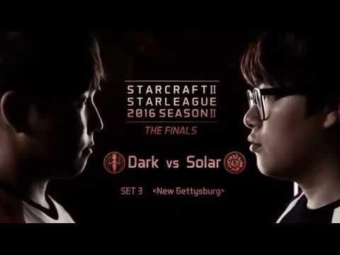 [SSL S2] FINALS Dark vs Solar 3set