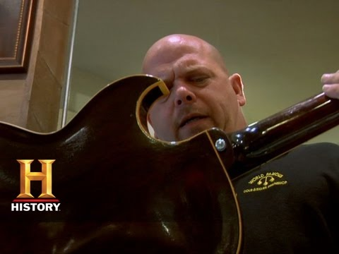 Pawn Stars - Let's Make Music | History
