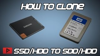 [How To] Clone SSD (or Hard Drive) To Another SSD (Or Hard Drive)