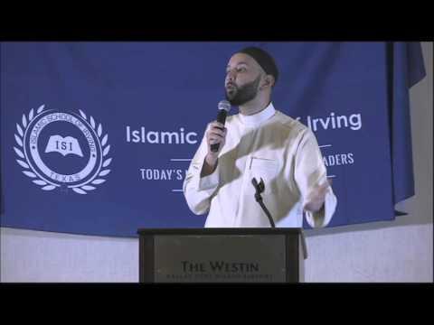 Sh.Omar Suleiman - Islamic School of Irving Annual Fundraiser - 2015
