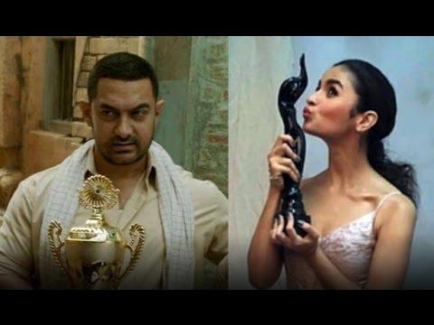 Filmfare Awards 2017: Aamir bags Best Actor, Alia wins Best Actress !