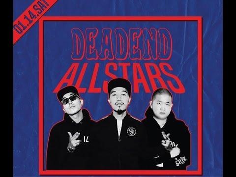 DEADEND (Kingmck,Conan,Andow) @REVEL Club in Busan