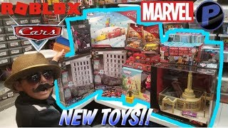 HUNTING FOR THE RAREST NEW TOYS!! HUGE HAUL!! WE FIND TONS OF CARS, ROBLOX & MORE AT PAULMARTSTORE!!