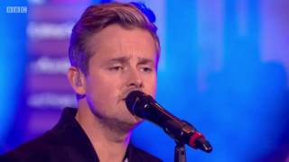 Tom Chaplin - Quicksand - Live on The One Show 2016-10-07