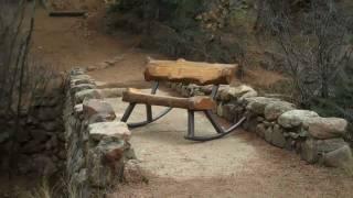 Mountain Style Log Furniture By Artisan Mitchell Dillman